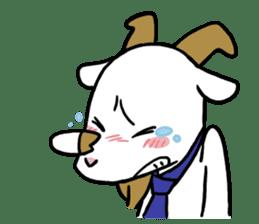 Little goat, May & Rio sticker #230539