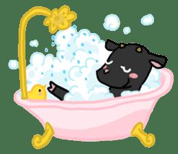 Little goat, May & Rio sticker #230543