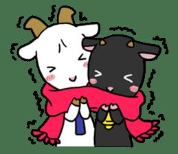 Little goat, May & Rio sticker #230547