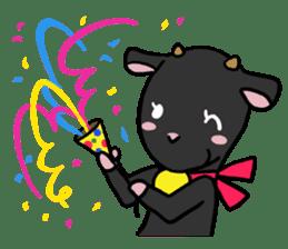 Little goat, May & Rio sticker #230549