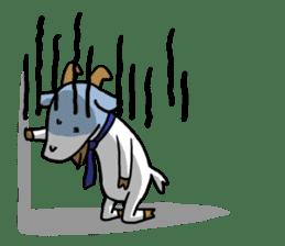 Little goat, May & Rio sticker #230550