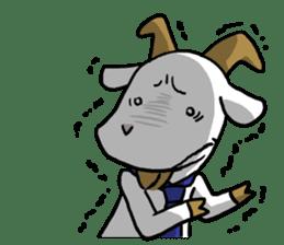 Little goat, May & Rio sticker #230553