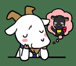 Little goat, May & Rio sticker #230556