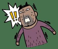 Monster papa(Midlife crisis) sticker #232649
