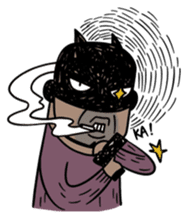 Monster papa(Midlife crisis) sticker #232655