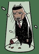 Monster papa(Midlife crisis) sticker #232666