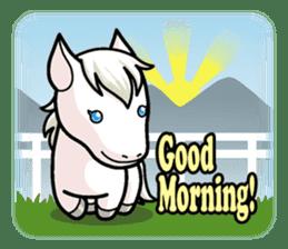 Puchi Horses sticker #233641