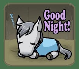 Puchi Horses sticker #233644