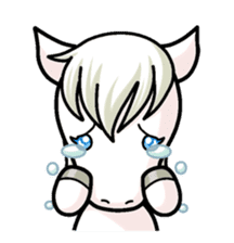 Puchi Horses sticker #233650