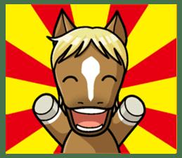 Puchi Horses sticker #233669