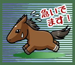 Puchi Horses sticker #233675