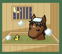 Puchi Horses sticker #233678