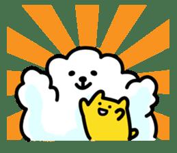 MOFUMOFU and RISUCHIN sticker #233787