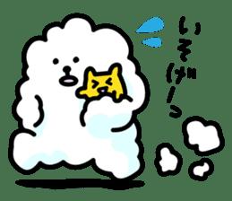 MOFUMOFU and RISUCHIN sticker #233789