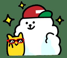 MOFUMOFU and RISUCHIN sticker #233791