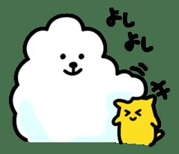 MOFUMOFU and RISUCHIN sticker #233797