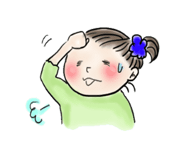 housewife AND baby sticker #235017