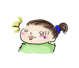 housewife AND baby sticker #235025