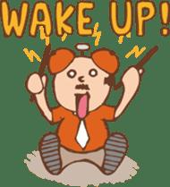 Ojisan from Mr. Mobile - battery saver - sticker #235051