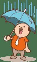 Ojisan from Mr. Mobile - battery saver - sticker #235060