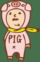 Ojisan from Mr. Mobile - battery saver - sticker #235071
