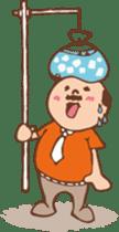 Ojisan from Mr. Mobile - battery saver - sticker #235073