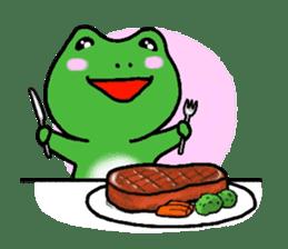 The friends of  Jiro the Rabbit sticker #235177