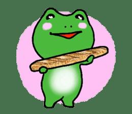 The friends of  Jiro the Rabbit sticker #235180