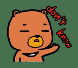 The friends of  Jiro the Rabbit sticker #235187