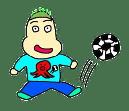 TAKOYAKIMARU sticker #235208