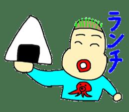 TAKOYAKIMARU sticker #235233