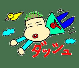 TAKOYAKIMARU sticker #235234