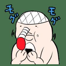 tengu no hanaore sticker #235642