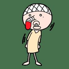 tengu no hanaore sticker #235648