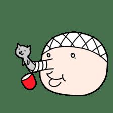 tengu no hanaore sticker #235655