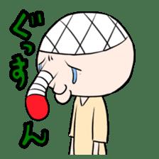 tengu no hanaore sticker #235656