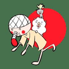 tengu no hanaore sticker #235662