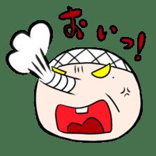 tengu no hanaore sticker #235666