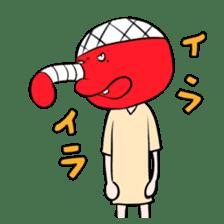 tengu no hanaore sticker #235671