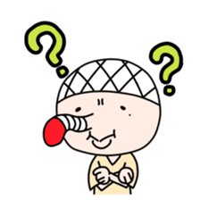 tengu no hanaore sticker #235674