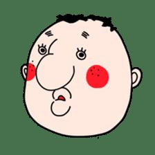 tengu no hanaore sticker #235680
