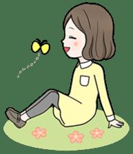 Girls Happy Life 1 sticker #235794