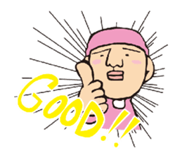 TAMEKICHI sticker #235881