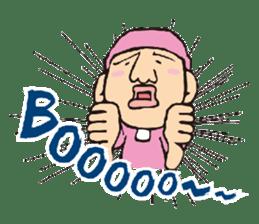 TAMEKICHI sticker #235882