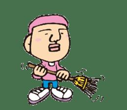 TAMEKICHI sticker #235906