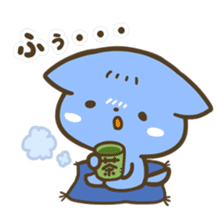 Yaruki 0 (Motivation 0) sticker #236282
