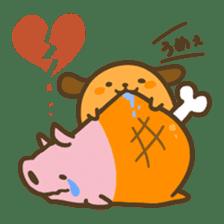 Yaruki 0 (Motivation 0) sticker #236313
