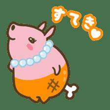 Yaruki 0 (Motivation 0) sticker #236318