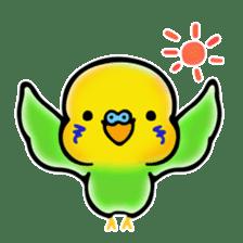 Happy Birds day! sticker #236601