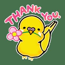 Happy Birds day! sticker #236604